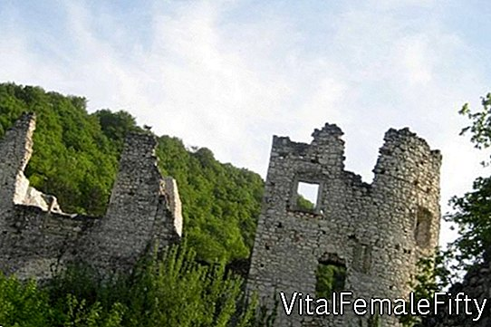 Samobor highlands and almost untouched nature