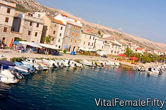 North Dalmatia - from Pag to Primosten