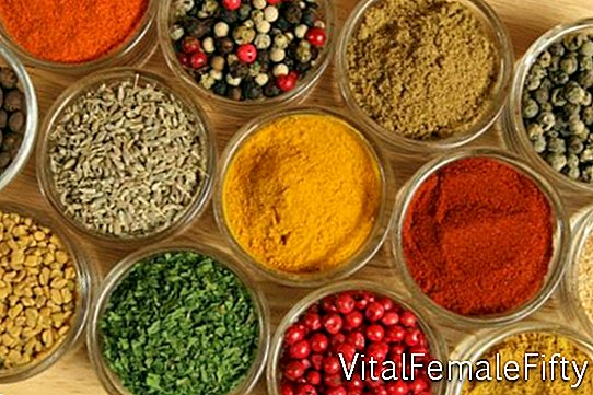 What health effects certain spices have