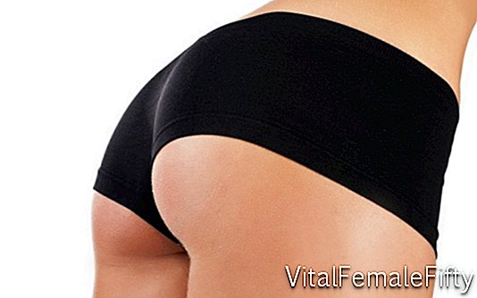Tight butt exercises