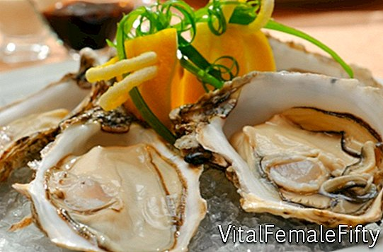 Which foods to eat for greater sexual desire - Aphrodisiacs