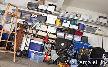Anti-clutter tips