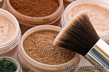 Powder powder is ideal for oily skin
