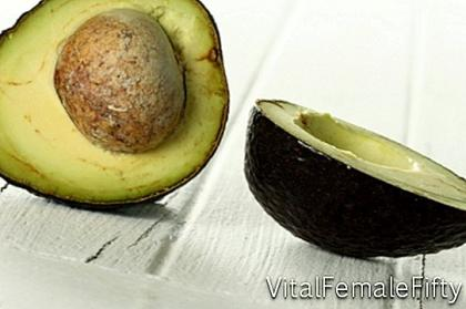 Avocado in the service of beauty