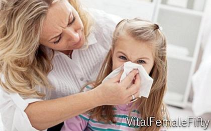 Allergy in children