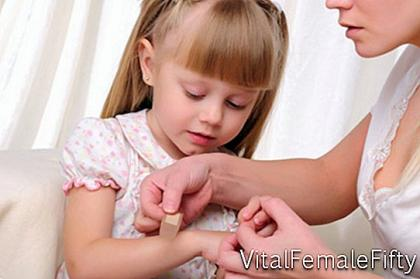 How to Prevent Fall Injuries in Young Children