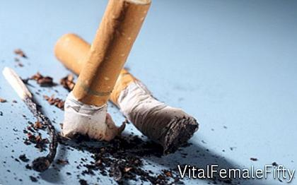 Cleaning your lungs from nicotine