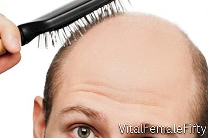 Hair loss - how to prevent it from eating well