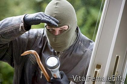 How to secure yourself against burglary